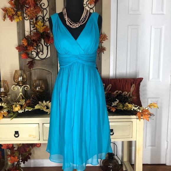 Donna Morgan Dresses & Skirts - Donna morgan| women's 100% silk dress